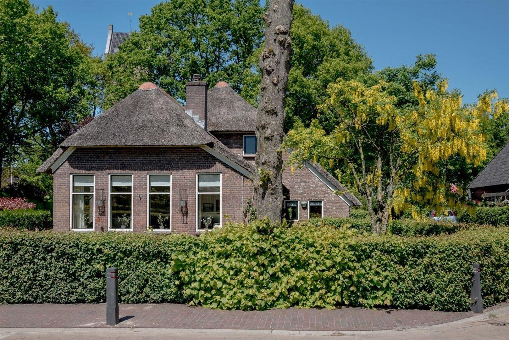 Dorpsstraat 3, Vledder foto-