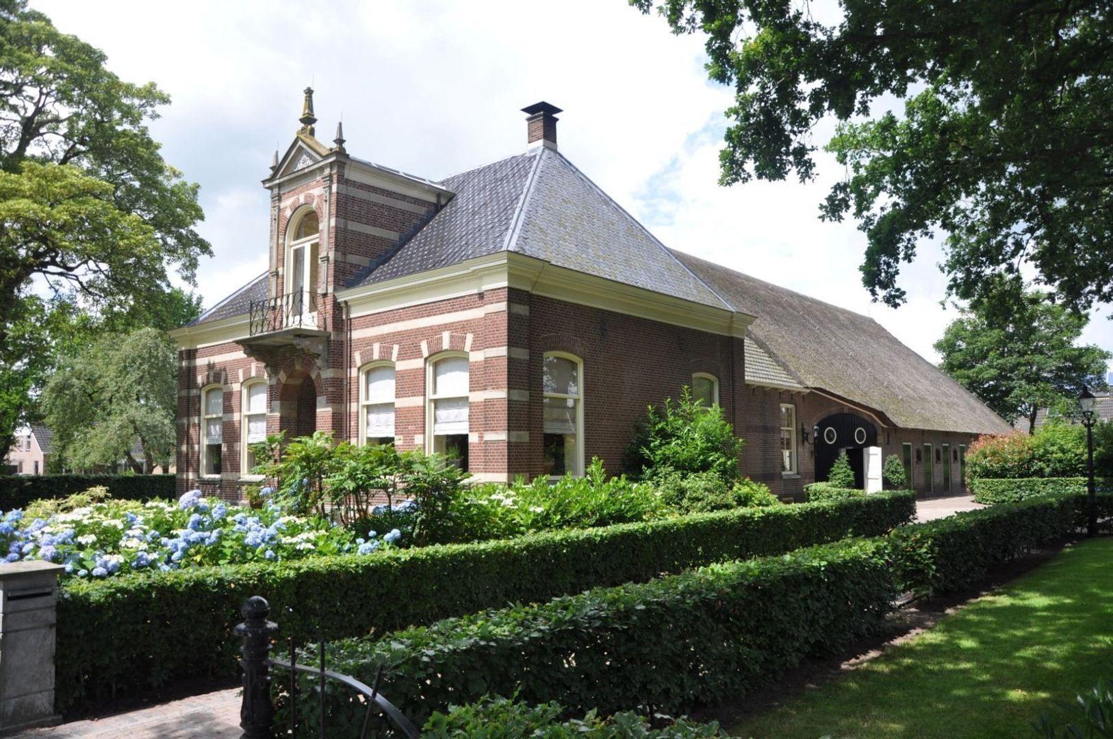 Dijkhuizen 107 107A, Ruinerwold foto-