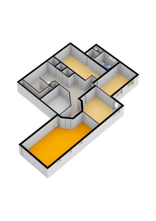 Pietersbergseweg 58, Oosterbeek plattegrond-