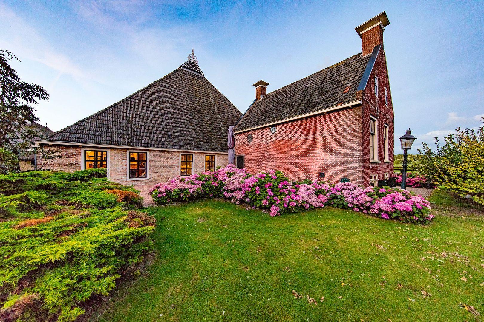 Getswerderdyk 1, Franeker foto-