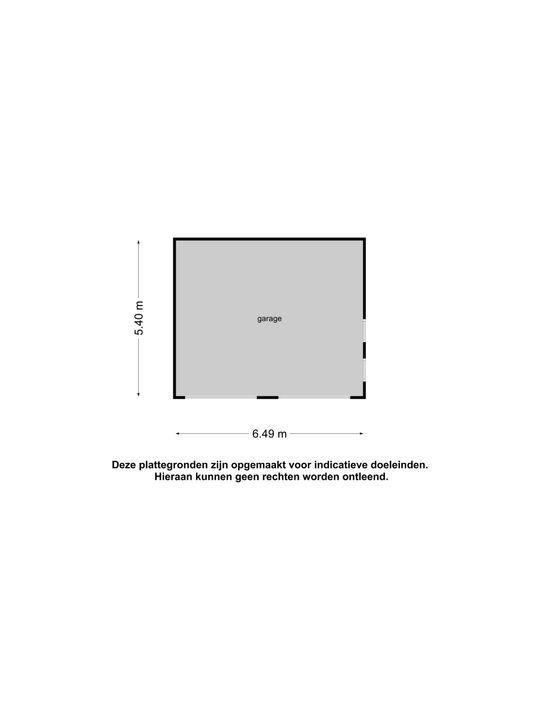 Heerenwal 53, Sloten plattegrond-