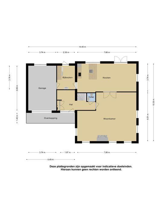 Marderleane 31, Rijs plattegrond-