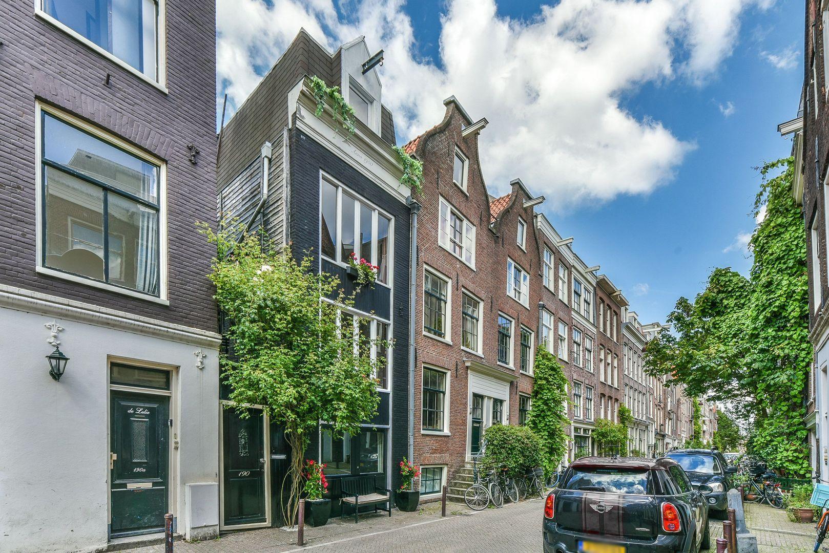 Nieuwe Leliestraat 190, Amsterdam foto-