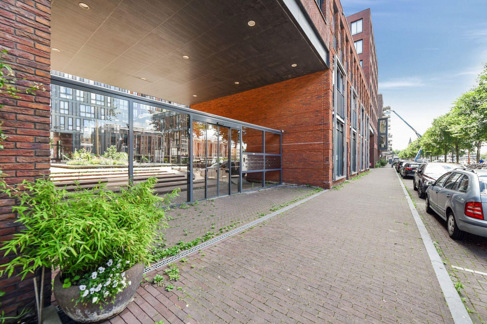 Westerdok 742 + PP, Amsterdam foto-