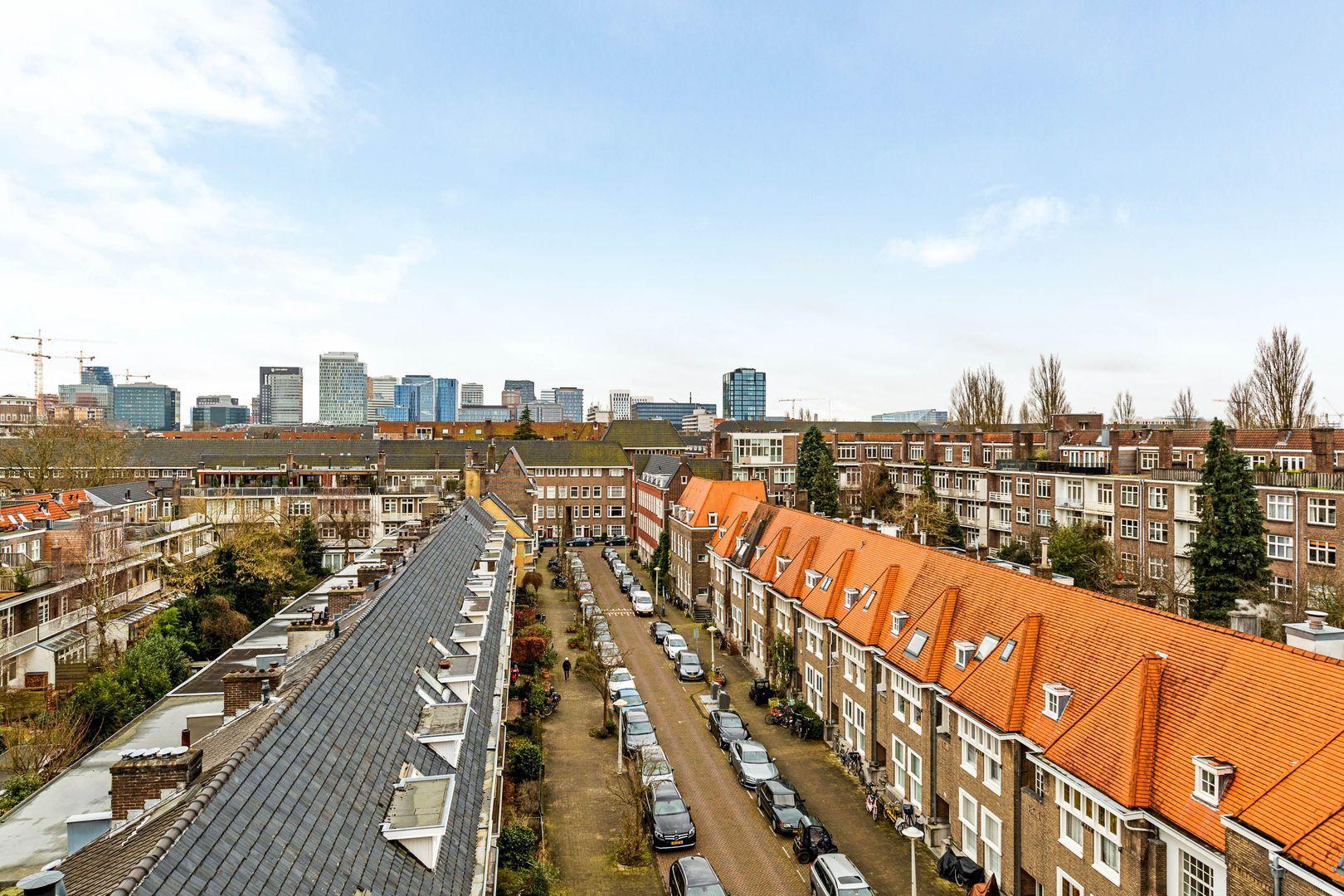 Botticellistraat 1 bv, Amsterdam foto-