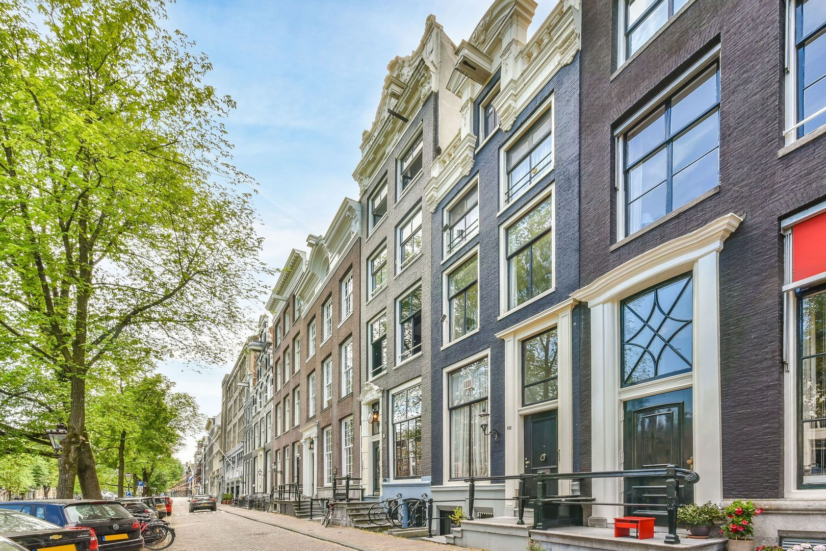 Herengracht 116 F+K, Amsterdam foto-