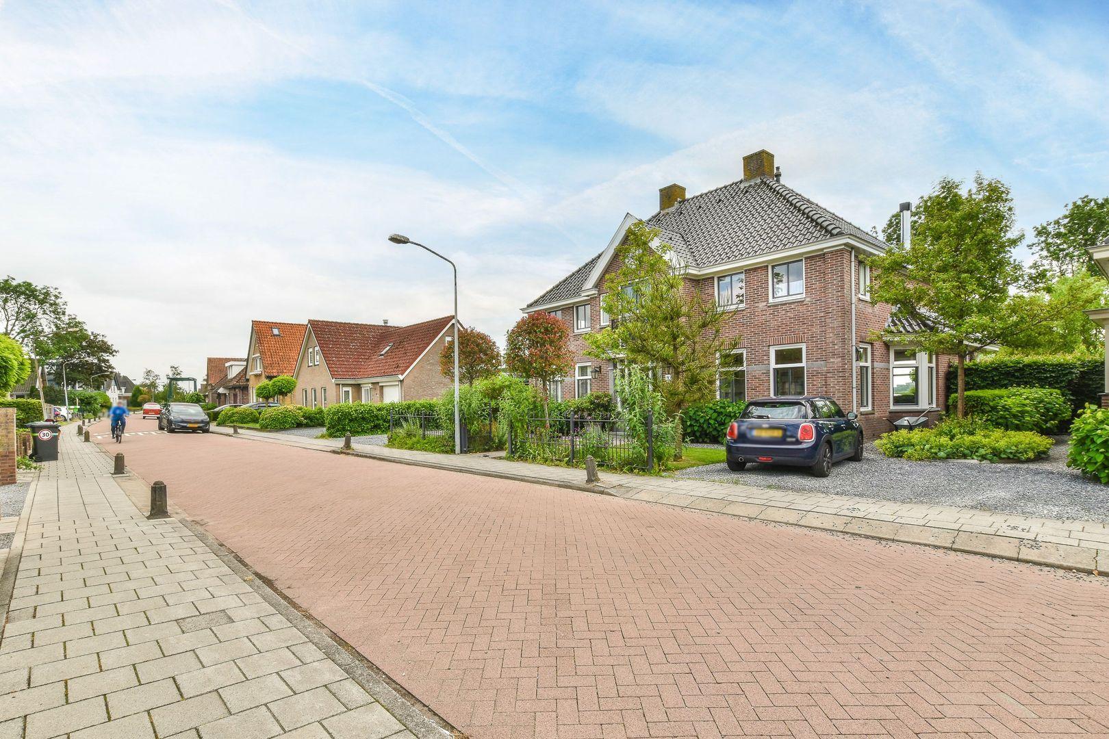 van Beekstraat 98 A, Landsmeer foto-