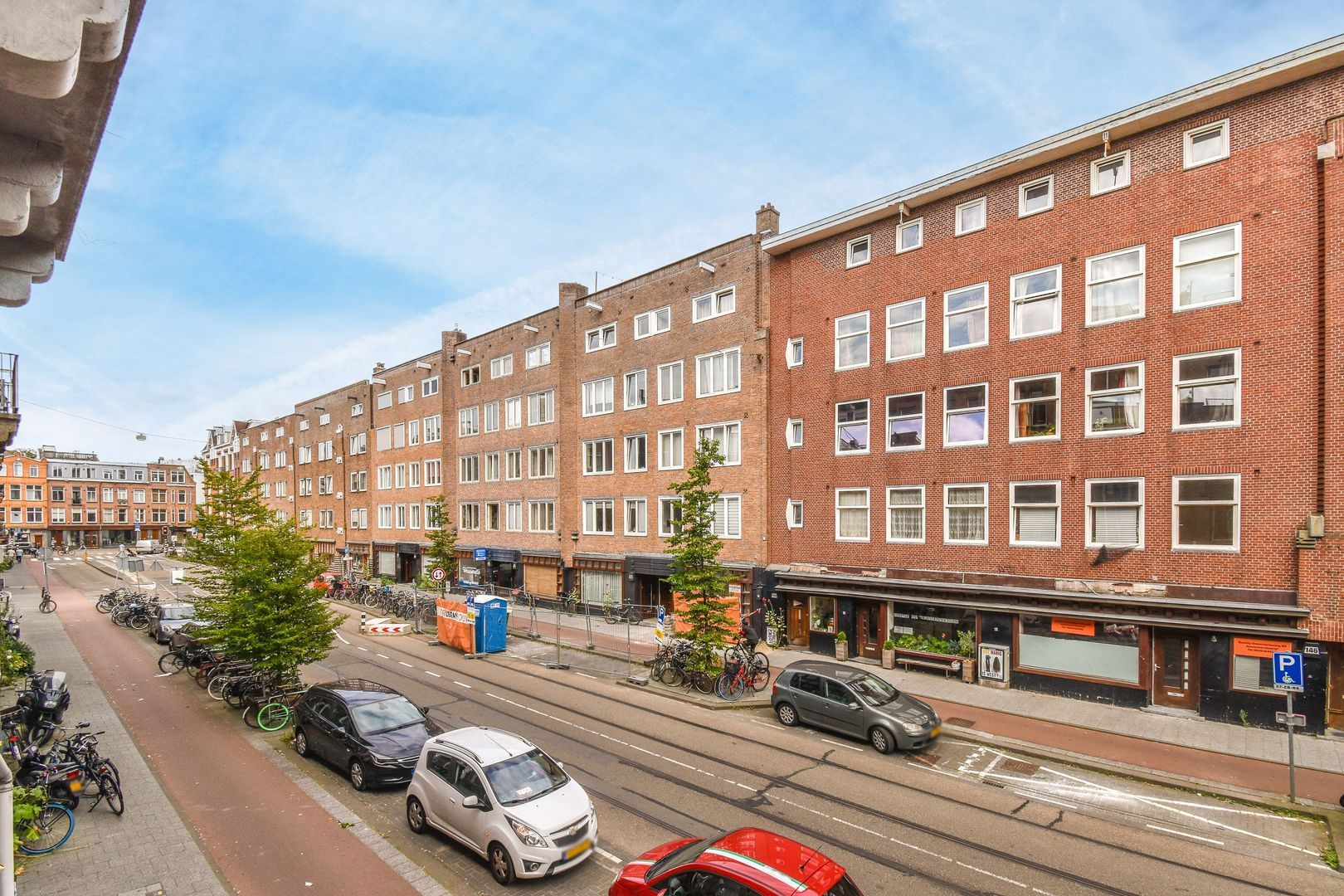 Witte de Withstraat 127 A, Amsterdam foto-