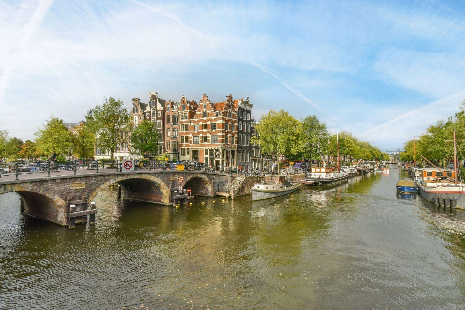 Brouwersgracht 75 C & 77, Amsterdam foto-