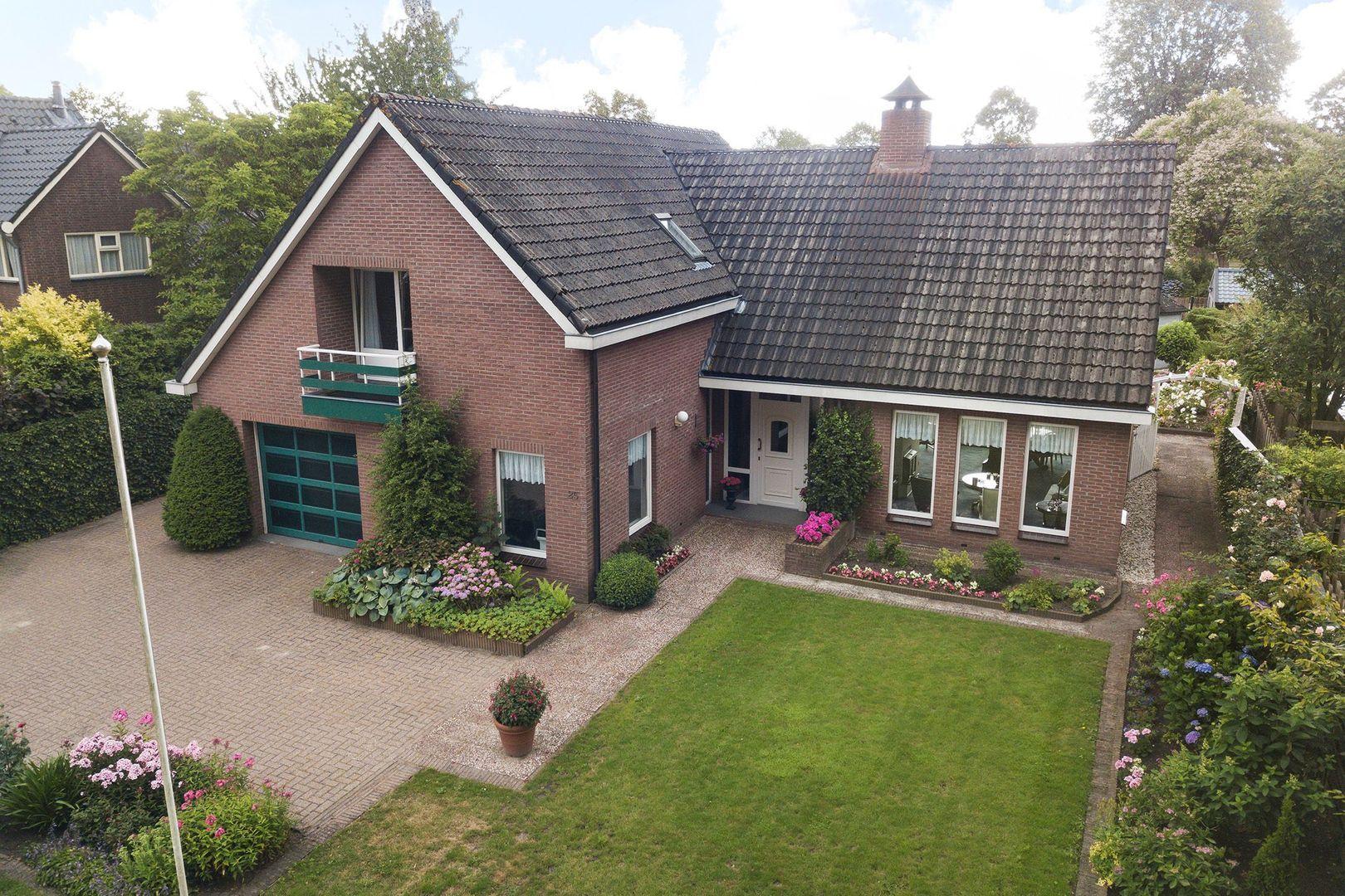 Hoofdstraat 25, Westerbork foto-