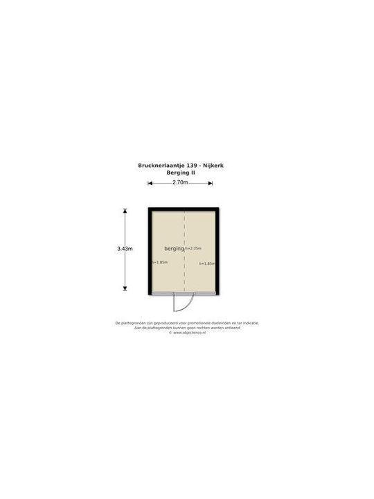 Brucknerlaantje 139, Nijkerk plattegrond-32