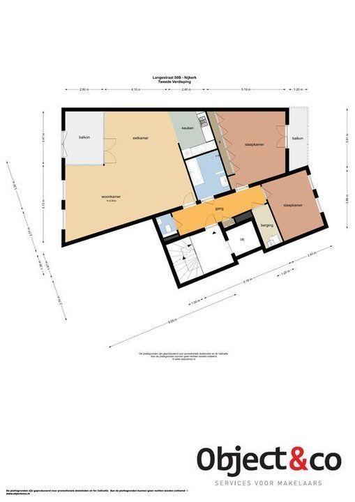 Langestraat 50 b, Nijkerk plattegrond-33