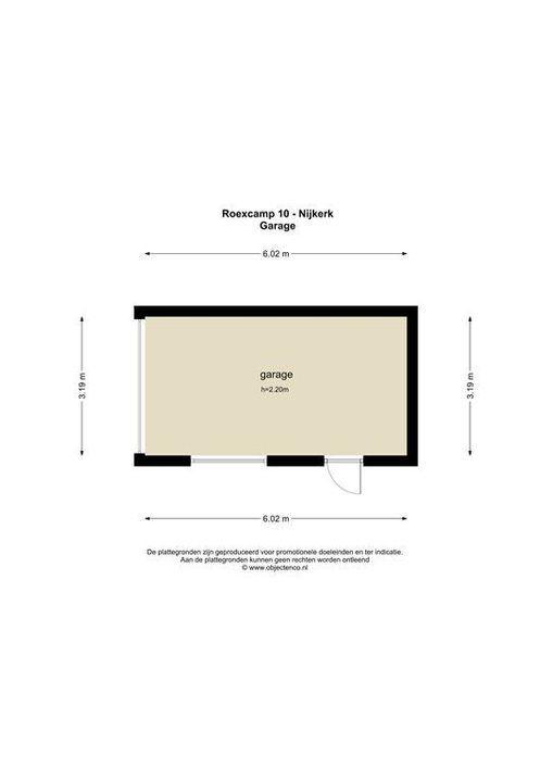 Roexcamp 10, Nijkerk plattegrond-36