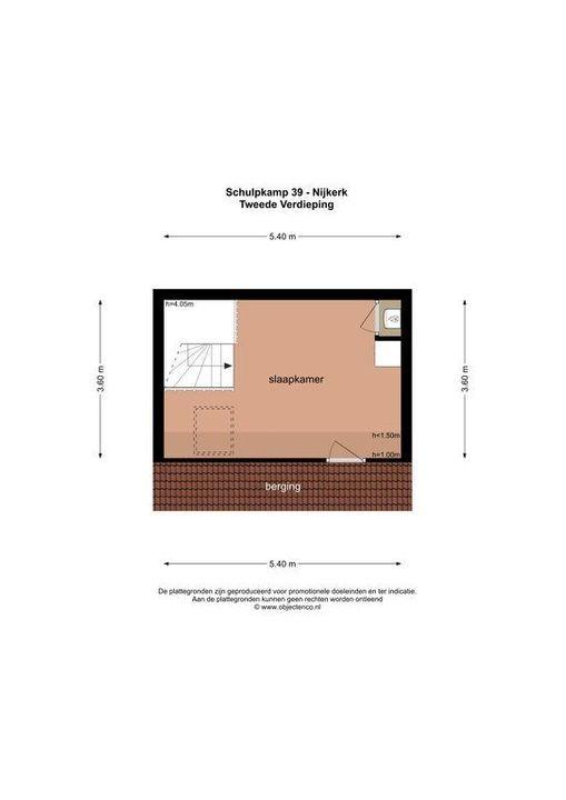 Schulpkamp 39, Nijkerk plattegrond-31