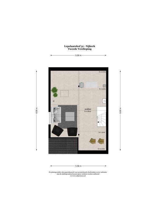 Lepelaarshof 31, Nijkerk plattegrond-29