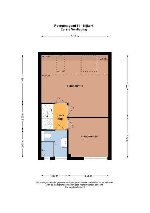 Roetgensgoed 54, Nijkerk plattegrond-31