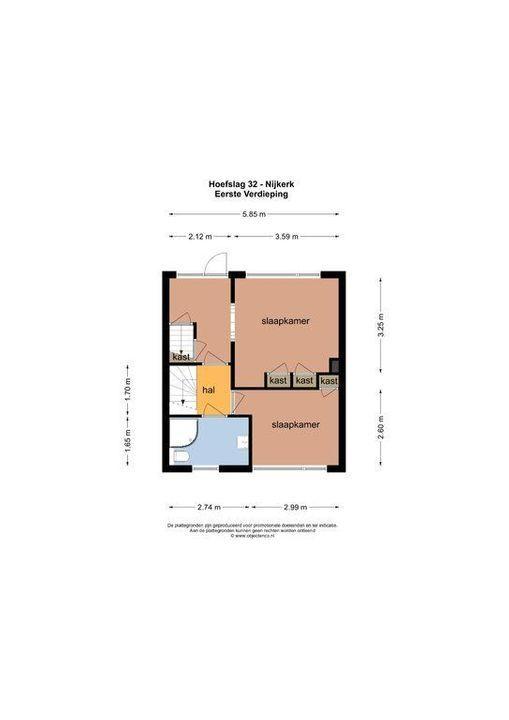 Hoefslag 32, Nijkerk plattegrond-36