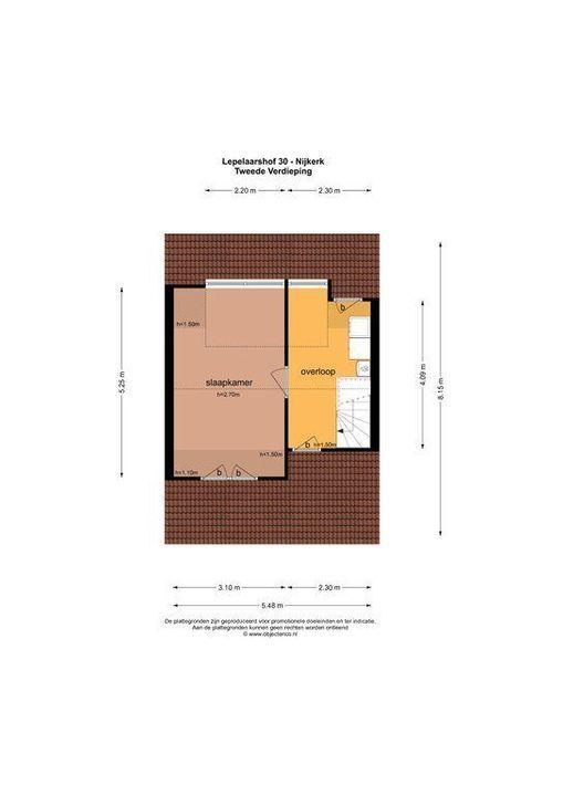 Lepelaarshof 30, Nijkerk plattegrond-40