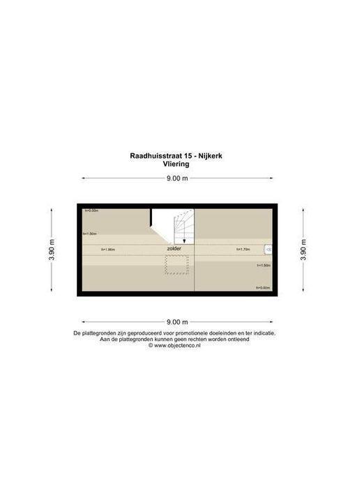 Raadhuisstraat 15, Nijkerk plattegrond-63