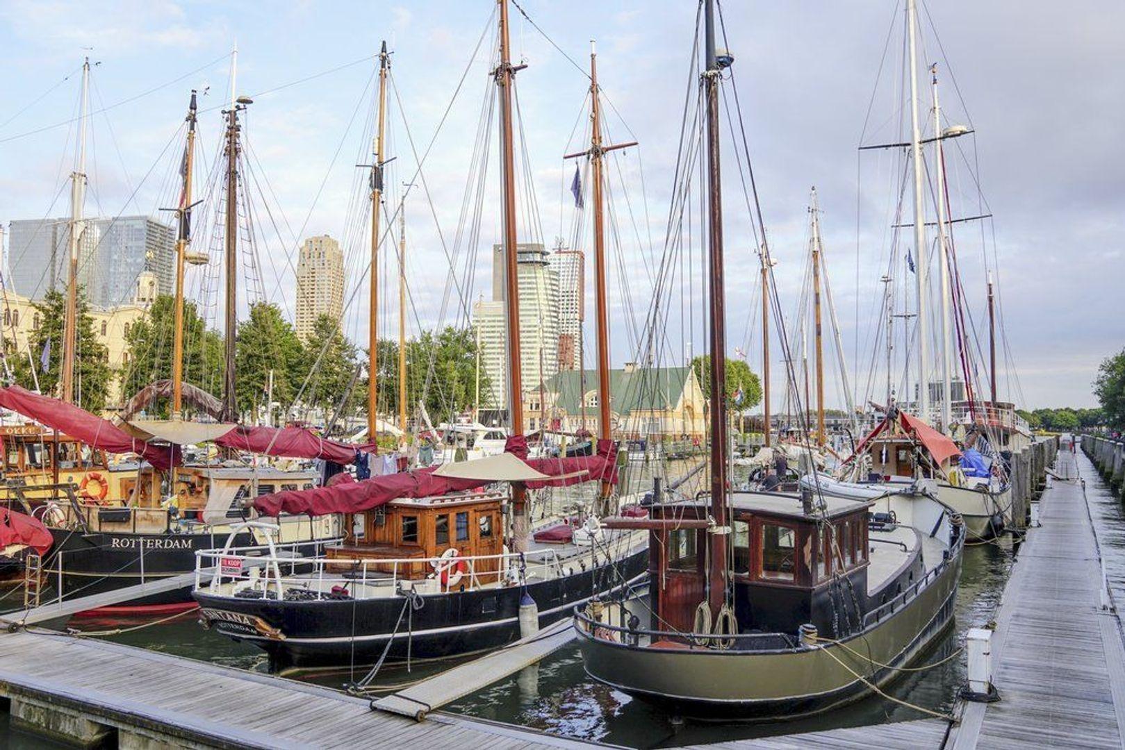 Van Vollenhovenstraat 3 426, Rotterdam foto-9