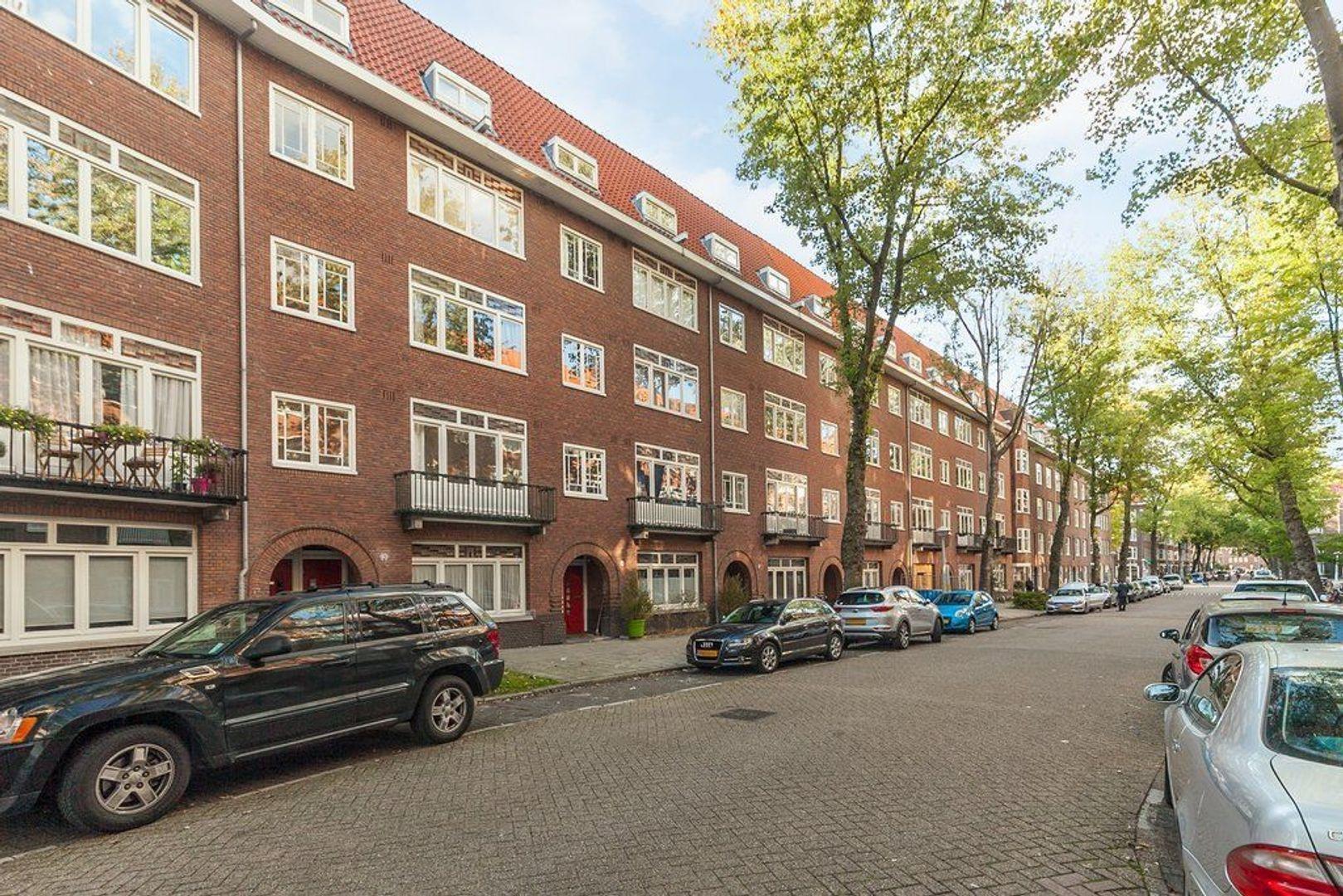 Achillesstraat 138 I, Amsterdam foto-1