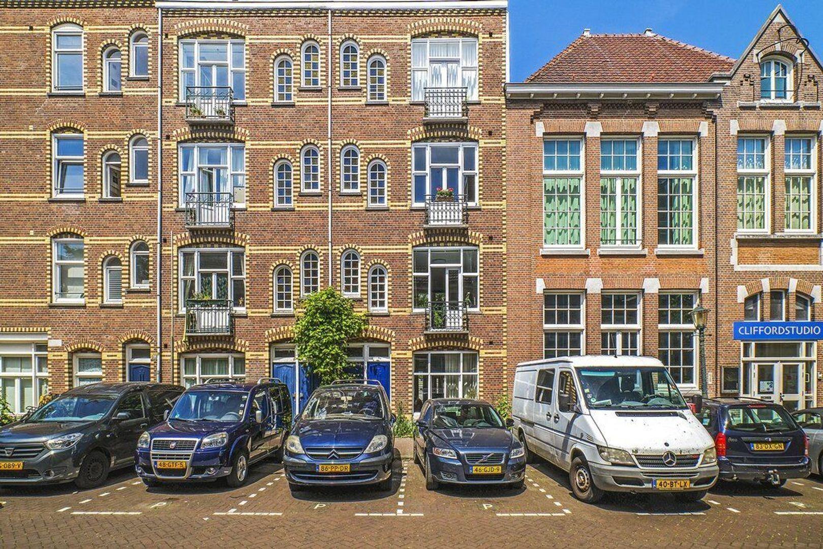 Cliffordstraat 40 II, Amsterdam foto-0