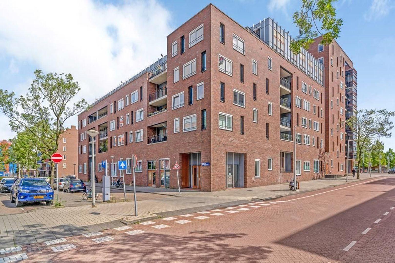 Cornelis van Vollenhovenstraat 4 B, Amsterdam foto-0