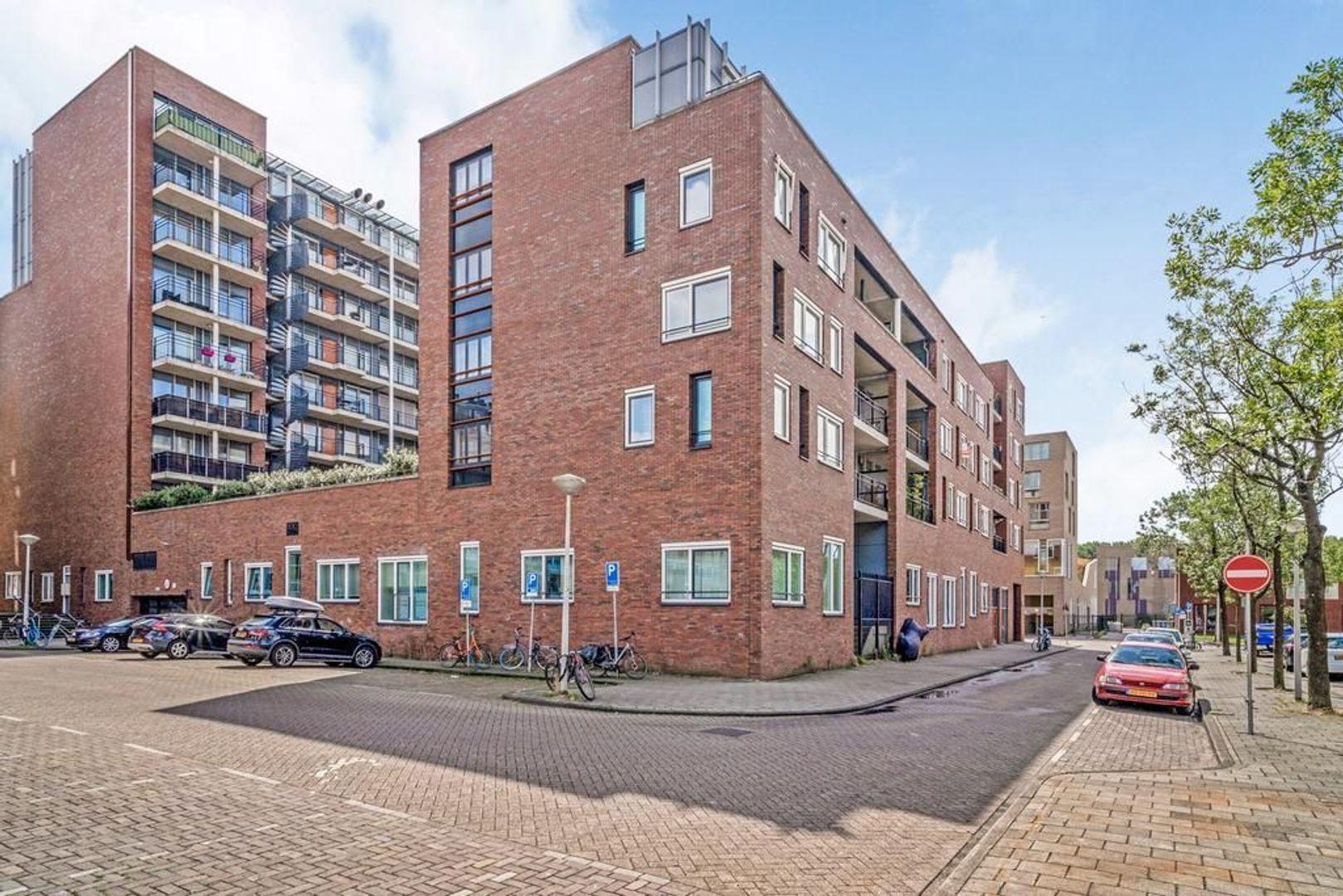 Cornelis van Vollenhovenstraat 4 B, Amsterdam foto-27