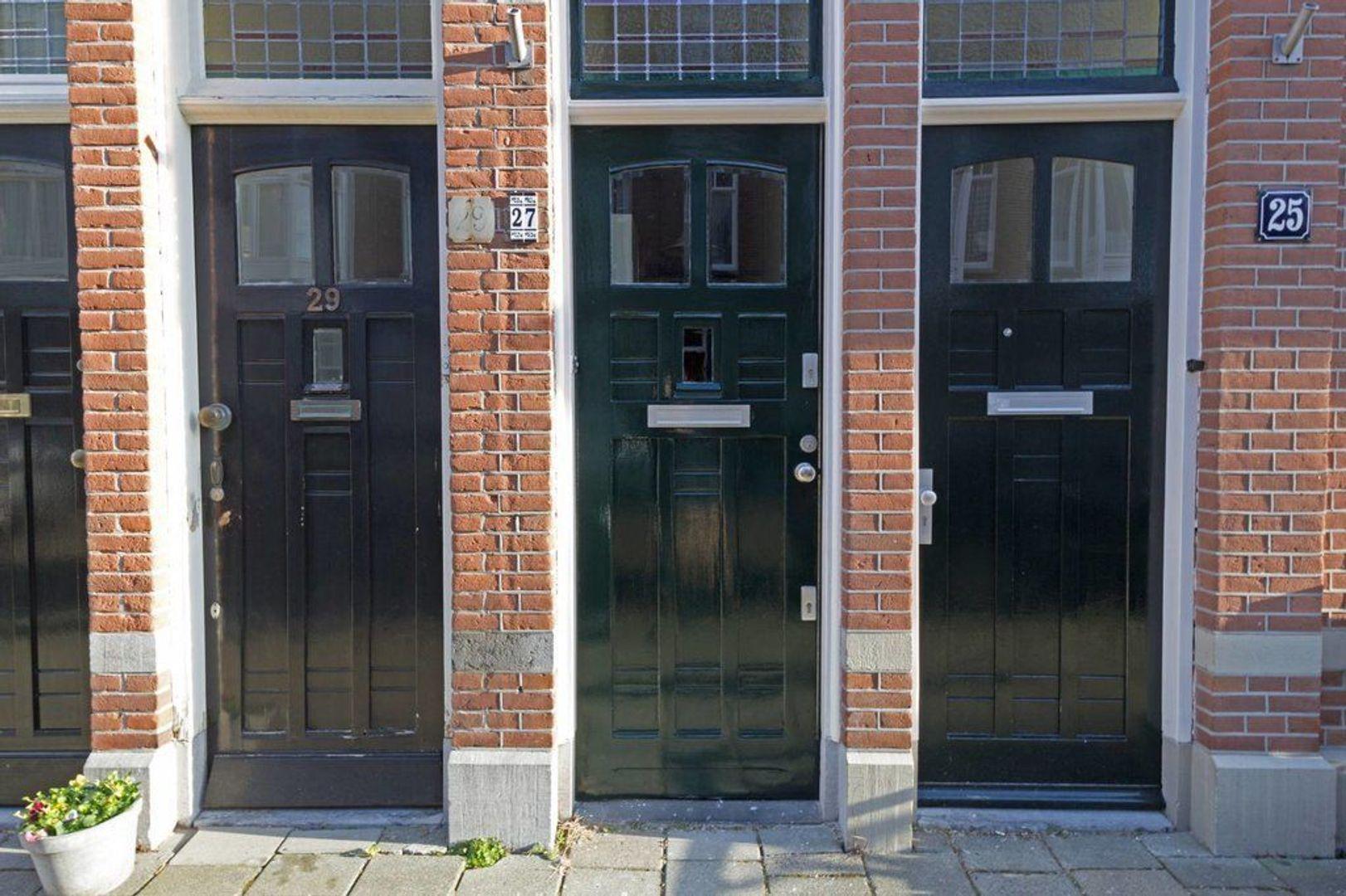 Van Weede van Dijkveldstraat 27, Den Haag foto-1