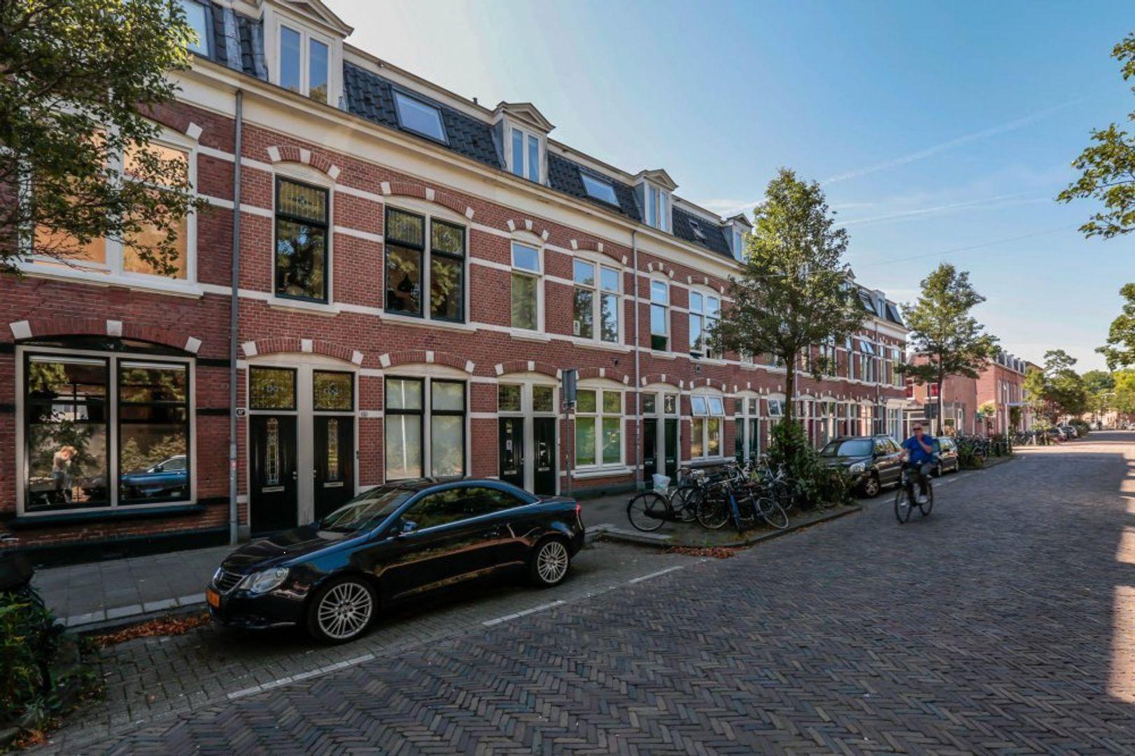 Abel Tasmanstraat, Utrecht foto-0