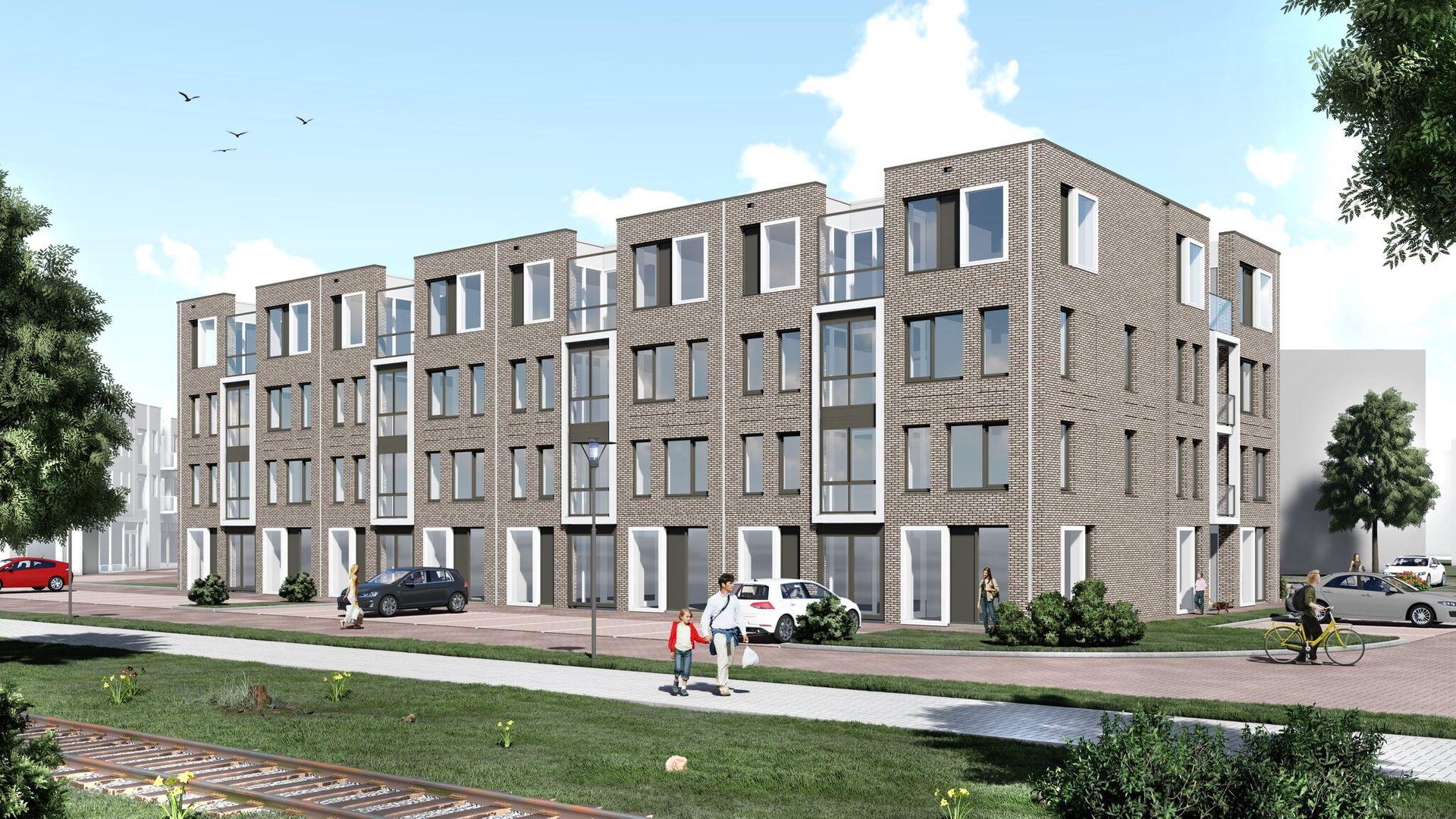 Rozenbottel, Veenendaal