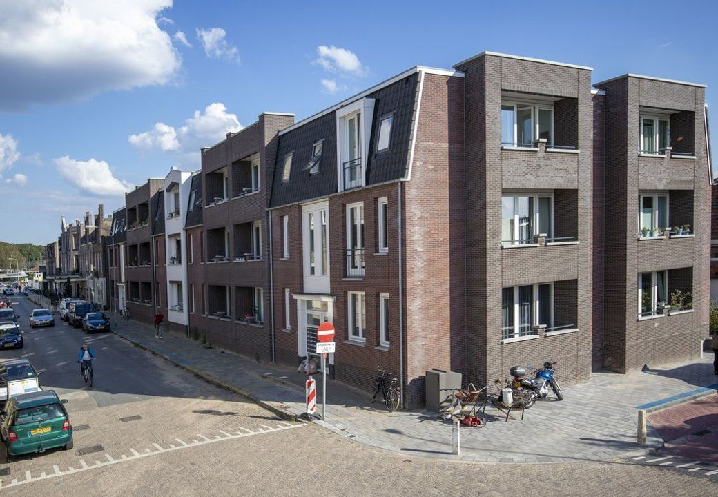 Appartementen Parkweg Ede ong, Ede foto-small