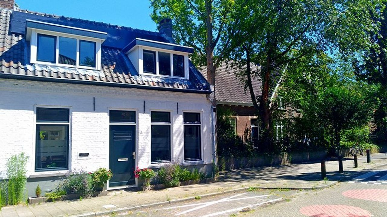 Tuinstraat, Eindhoven blur