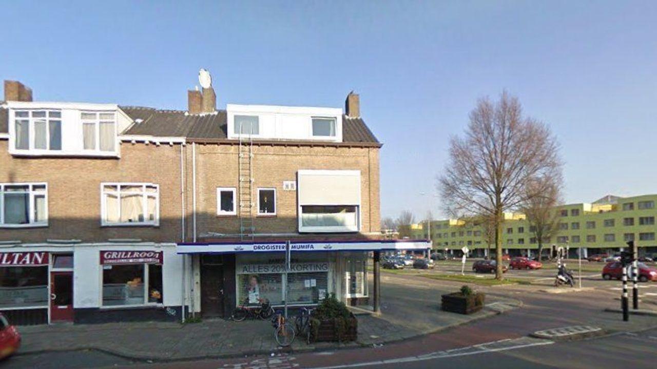 Hobbemastraat, Eindhoven blur