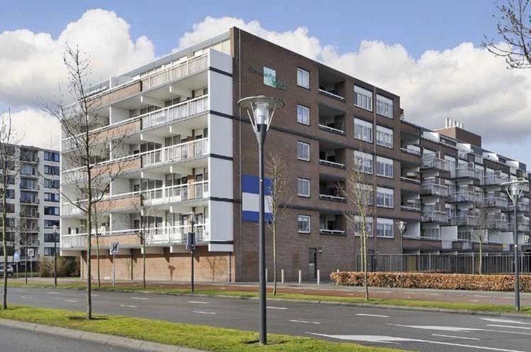 Genovevalaan, Eindhoven blur
