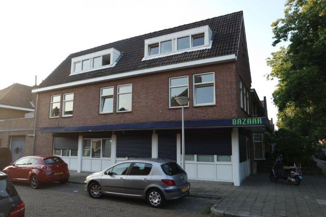 Hyacinthstraat, Eindhoven blur
