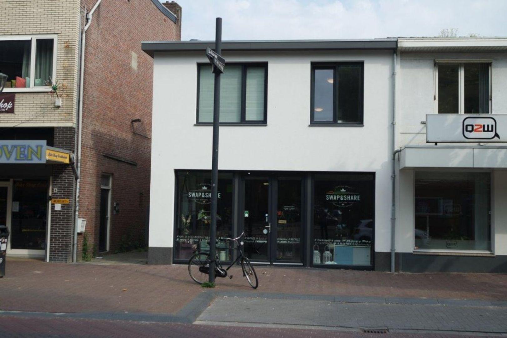 St Trudoplein, Eindhoven foto-0 blur