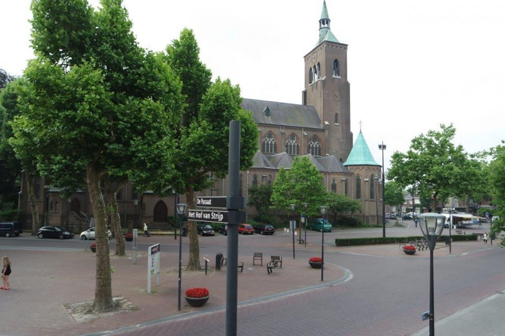 St Trudoplein, Eindhoven foto-7 blur