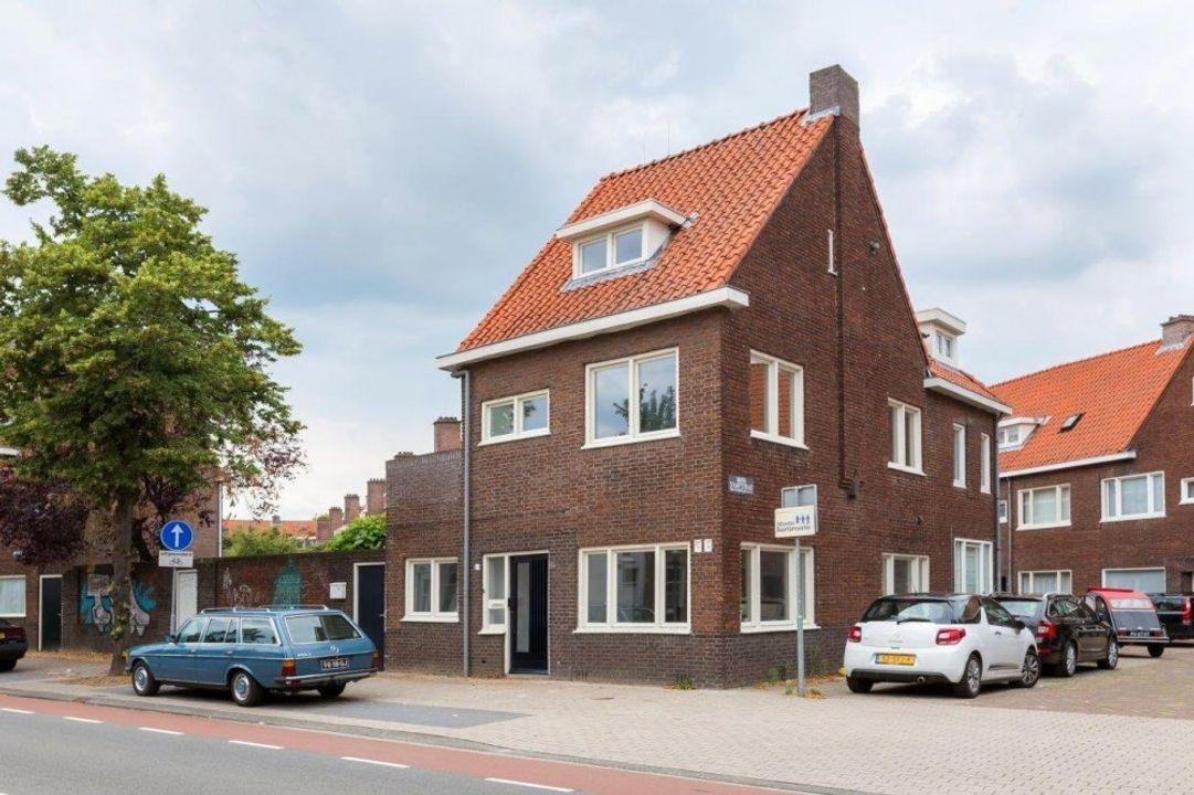 Mecklenburgstraat, Eindhoven blur