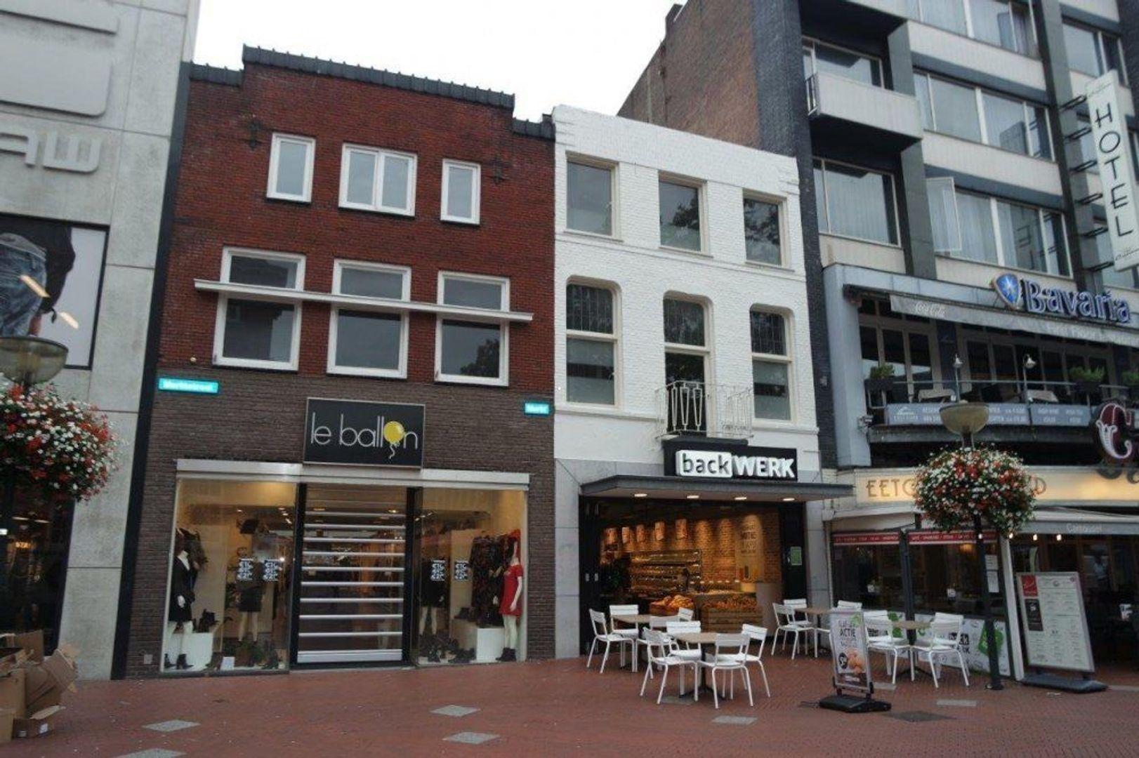 Markt, Eindhoven foto-0 blur