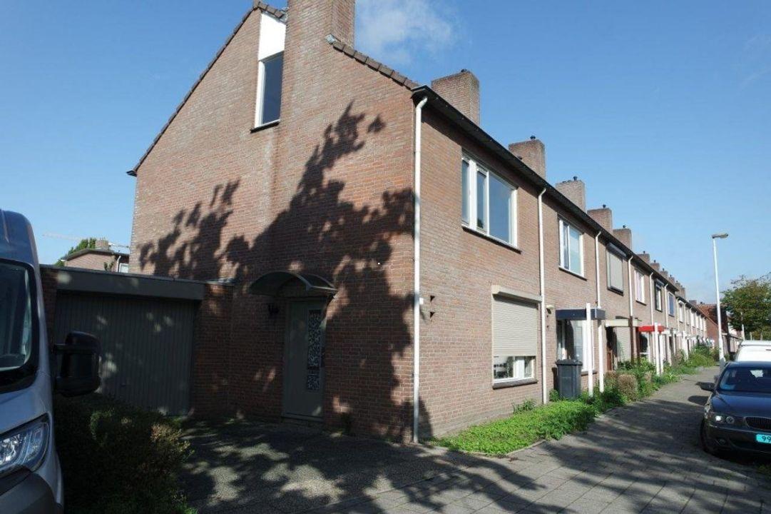 Lijmbeekstraat, Eindhoven blur