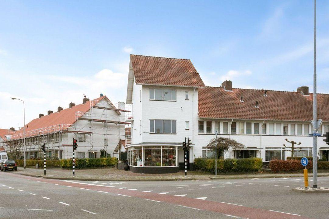 St Jorislaan, Eindhoven blur