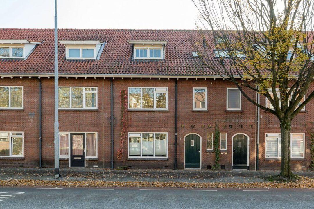Willem de Zwijgerstraat, Eindhoven blur