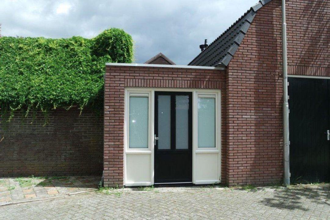 St Severusstraat, Eindhoven blur