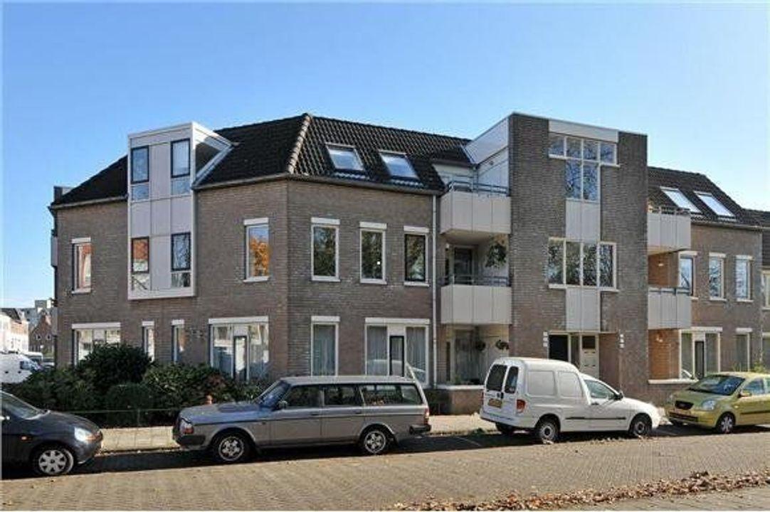 Dr Willem Dreesstraat, Eindhoven blur