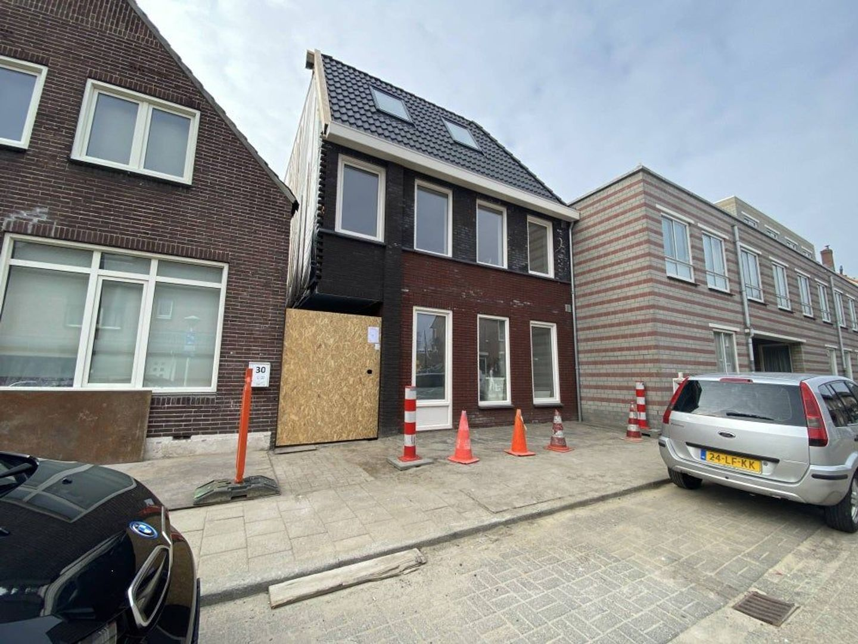 St Severusstraat, Eindhoven foto-0 blur
