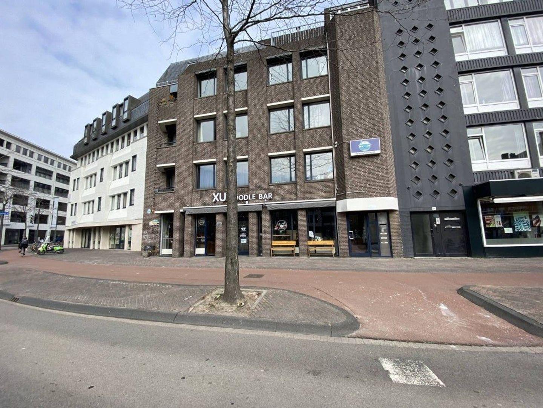 Emmasingel, Eindhoven foto-0 blur