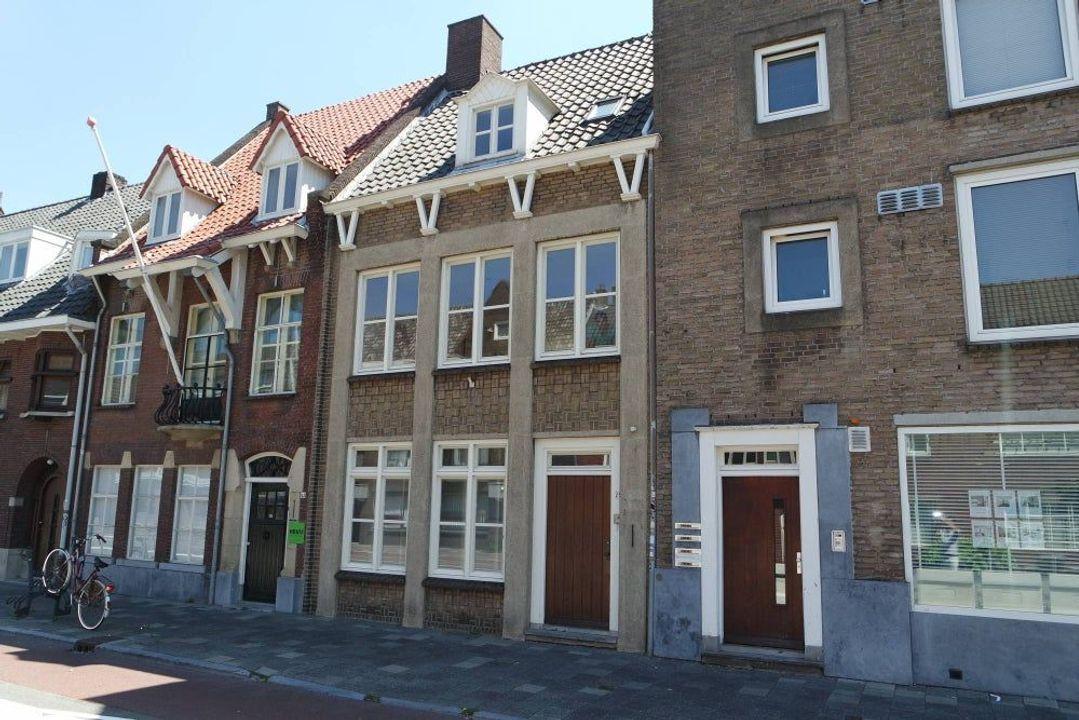 Hertogstraat, Eindhoven blur