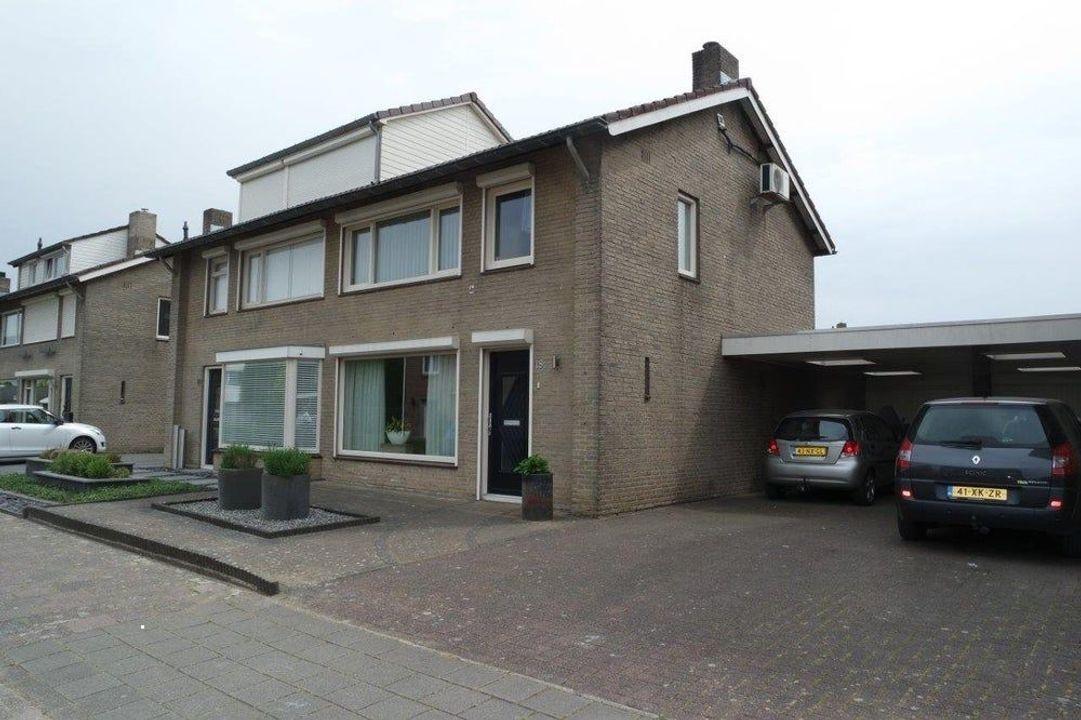 Eindstraat, Veldhoven blur
