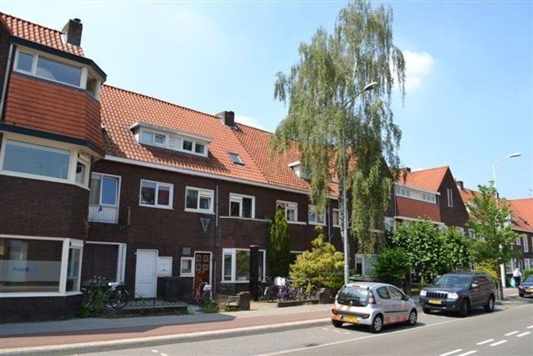 Mauritsstraat, Eindhoven blur